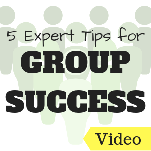 5 Expert Tips for Group Success