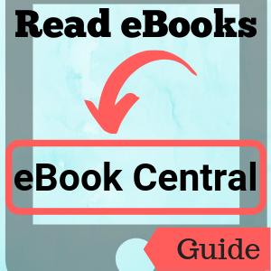 Guide: Read eBooks: eBook Central