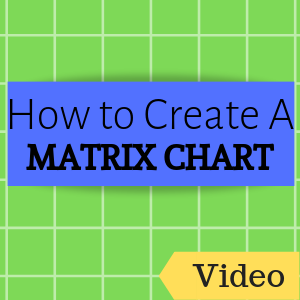 How to Create a Matrix Chart