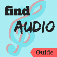 Guide: Find Audio Recordings