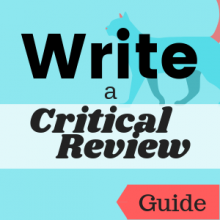 Guide: Write a Critical Review