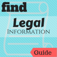 Guide: Find Legal Information