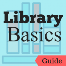 Guide: Library Basics