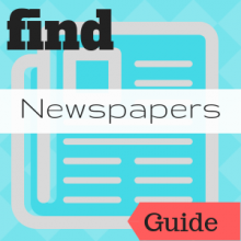 Guide: Find Newspapers