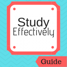 Guide: Study Effectively